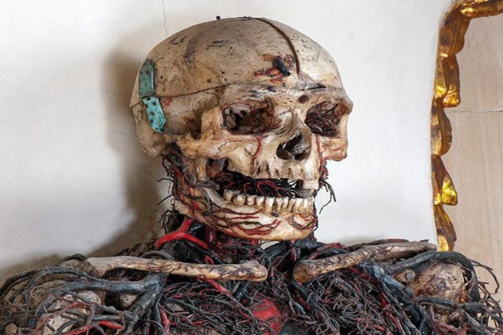 macchina anatomica principe di san severo