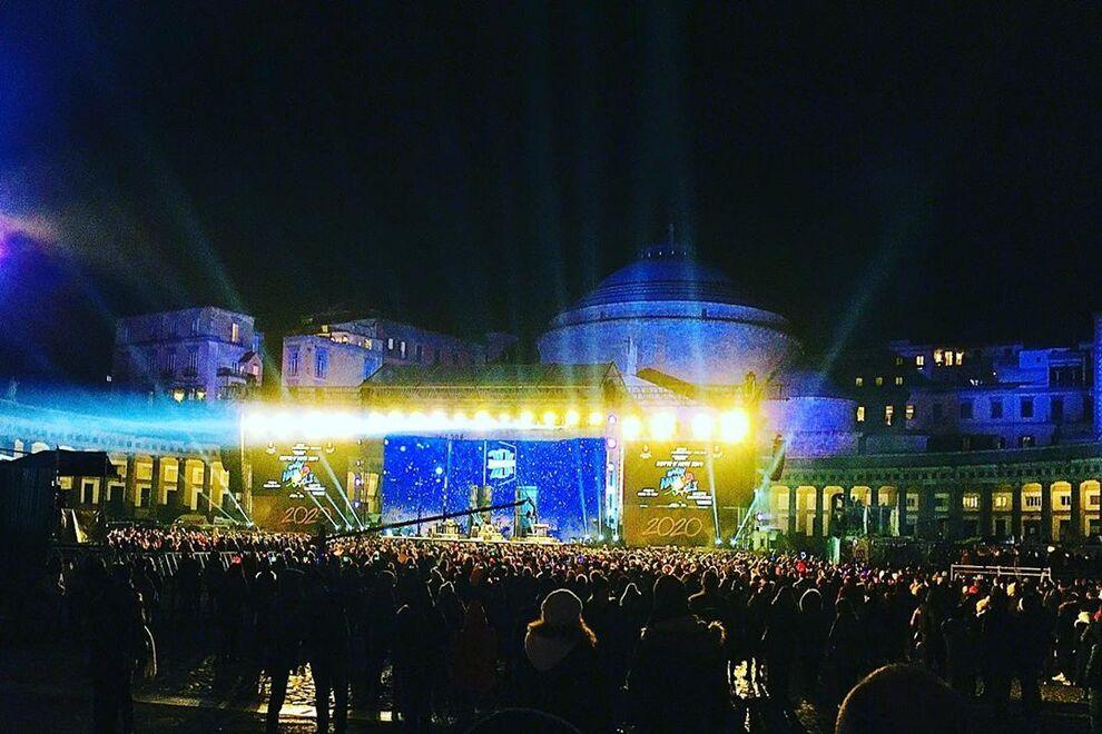 eventi piazza plebiscito