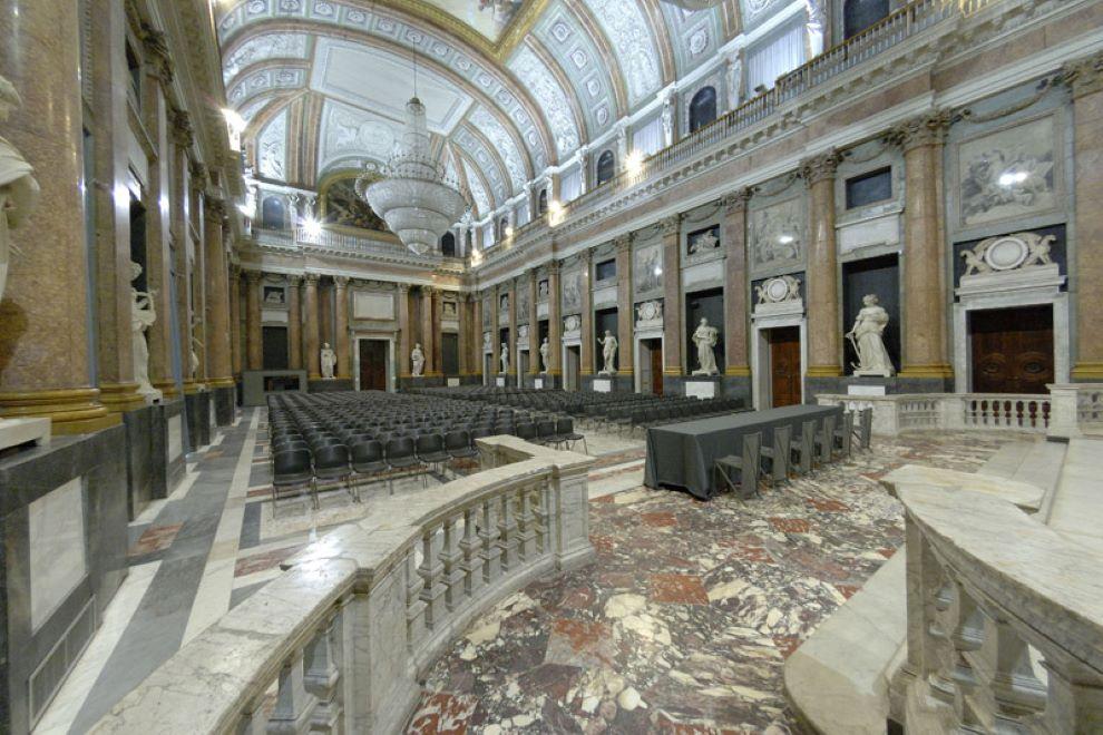 Genova mostre palazzo ducale