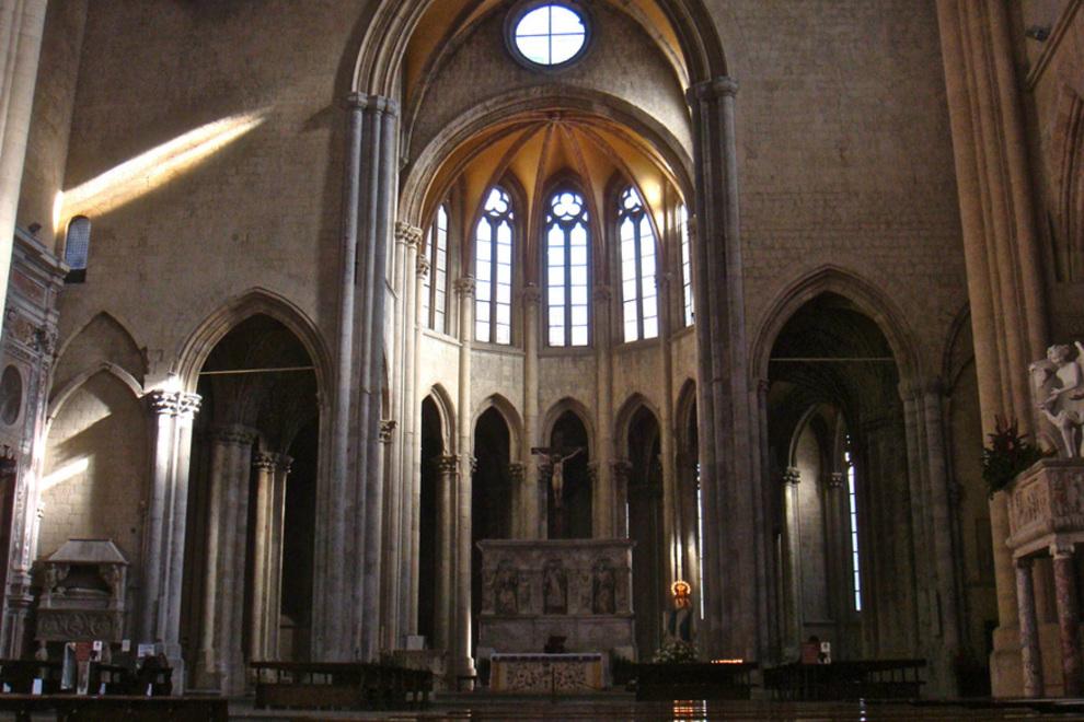 La chiesa di San Lorenzo Maggiore