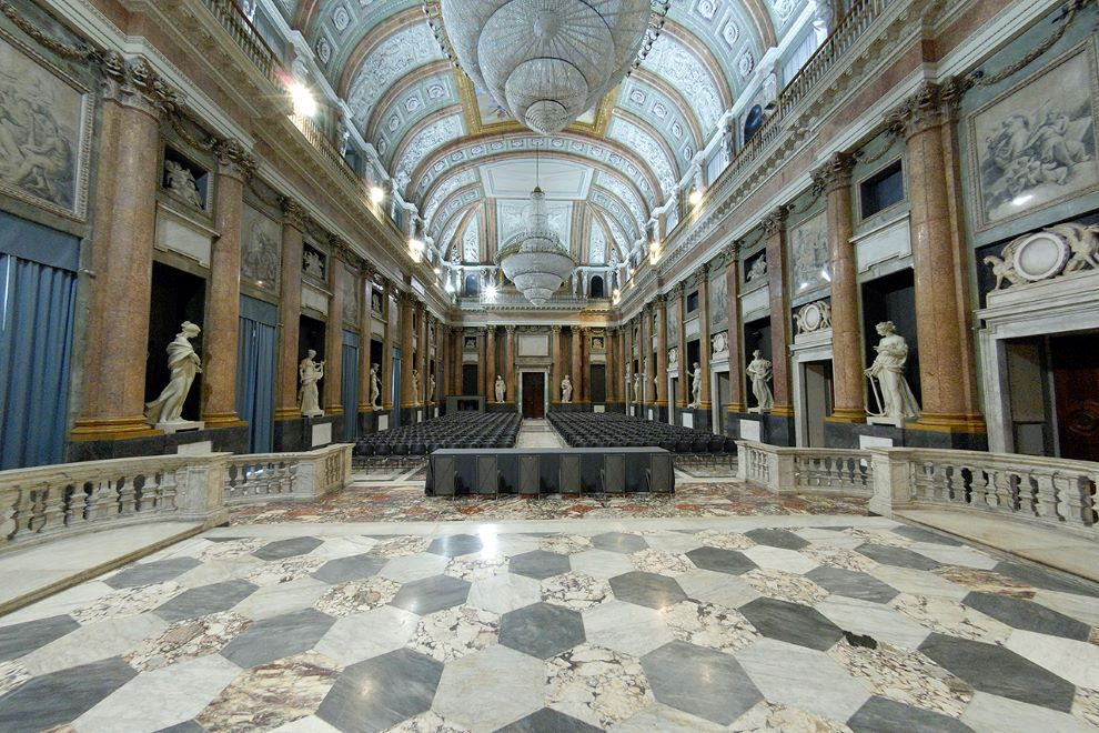 impressionisti Genova palazzo ducale