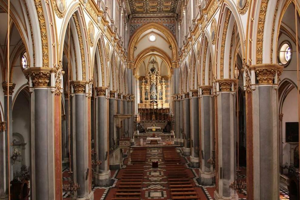la chiesa di San Domenico Maggiore