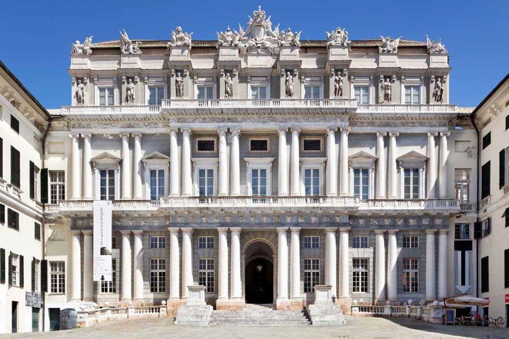 mostra Genova palazzo ducale