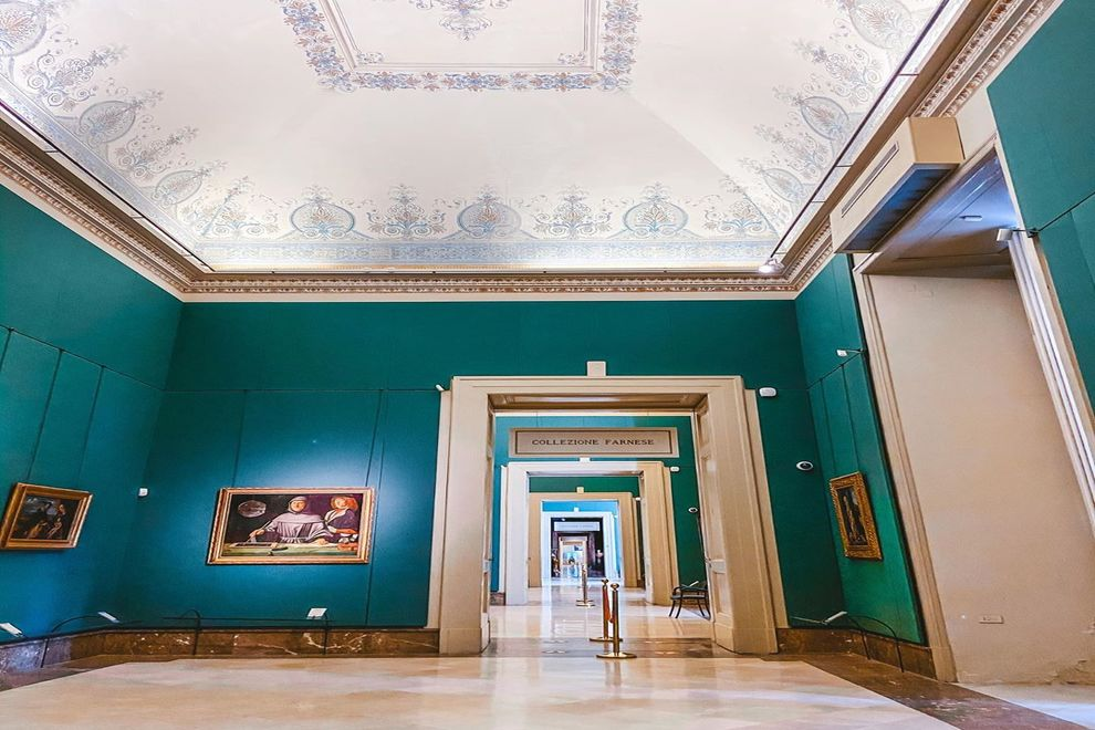 museo capodimonte napoli