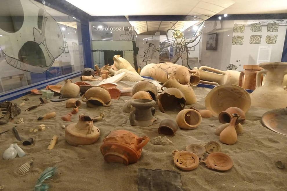 napoli museo archeologico