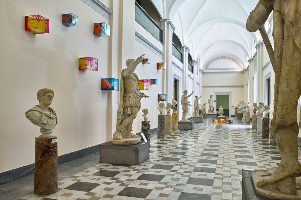 orari museo archeologico napoli
