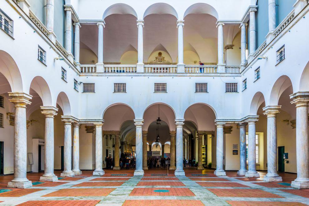 picasso palazzo ducale genova
