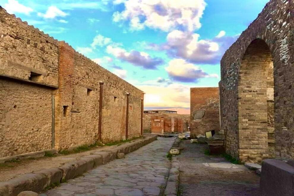 ingressi scavi pompei
