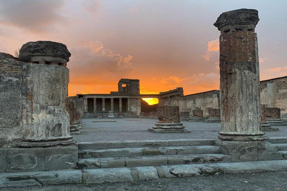 pompei visite