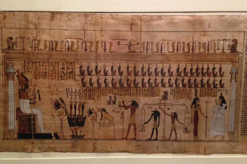 visite virtuali museo egizio torino