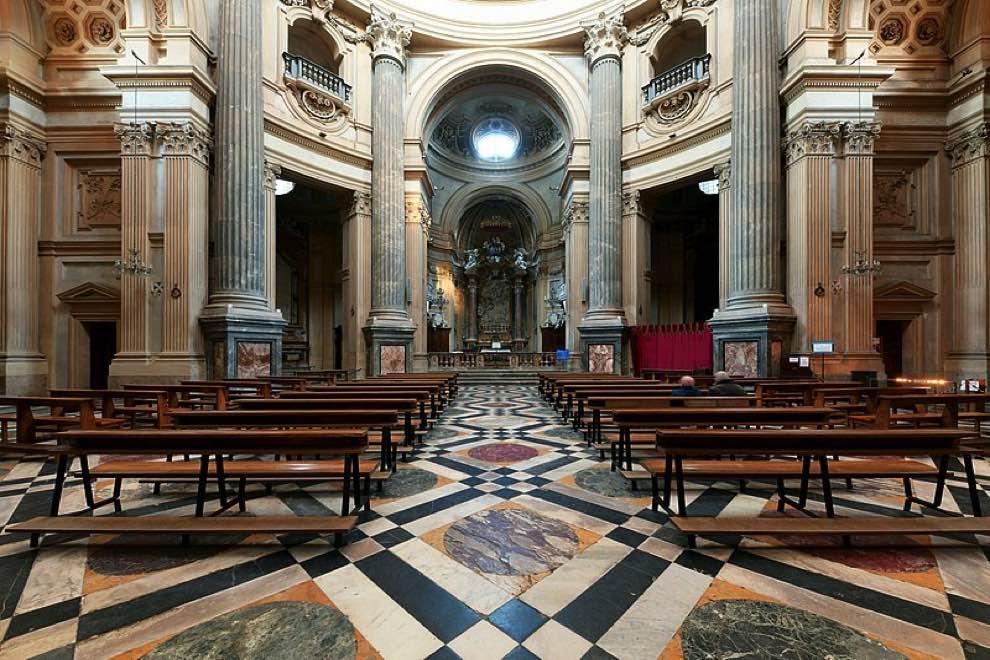 basilica torino