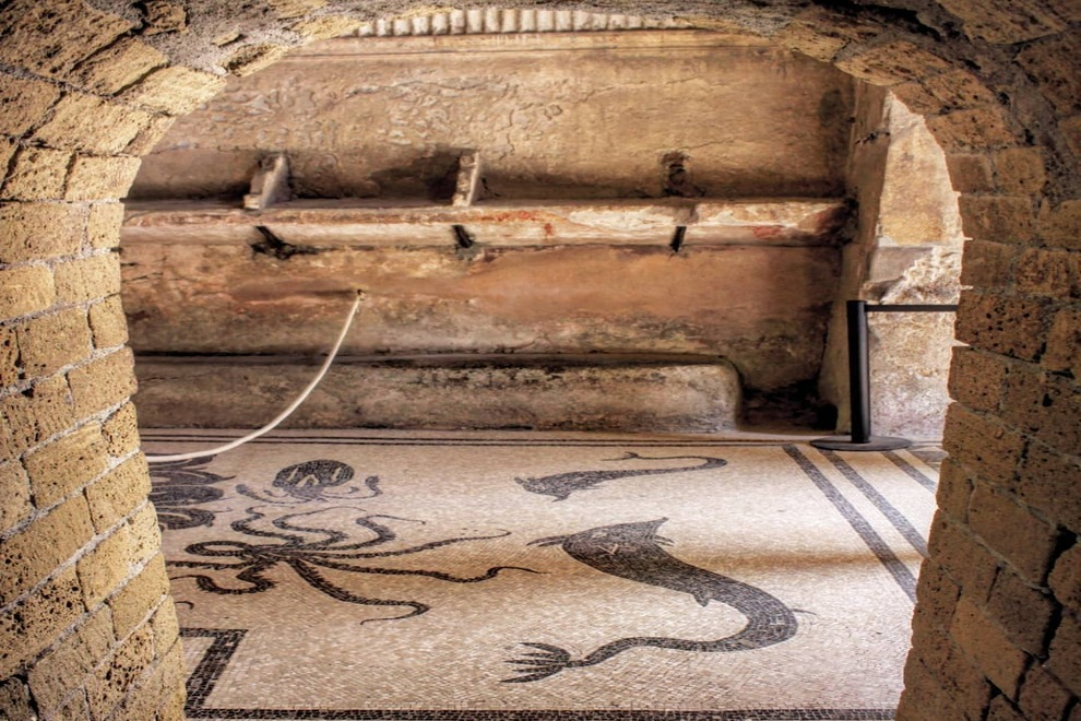 scavi ercolano orari