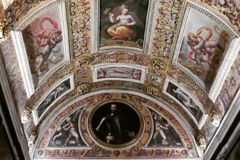 Studiolo Francesco I