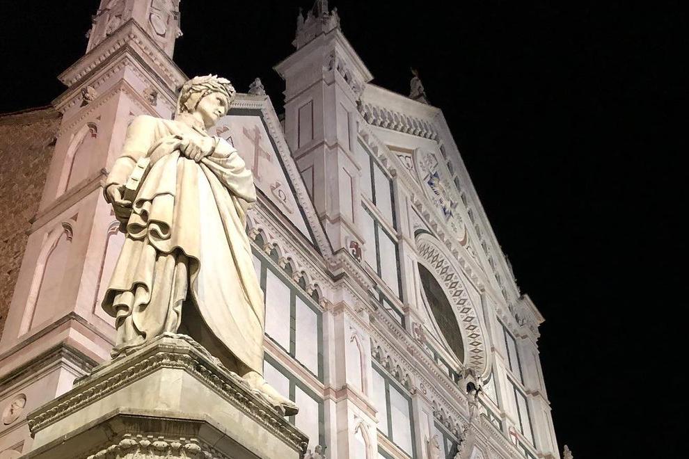 Santa Croce Dante