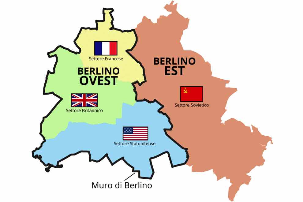 germania est e ovest