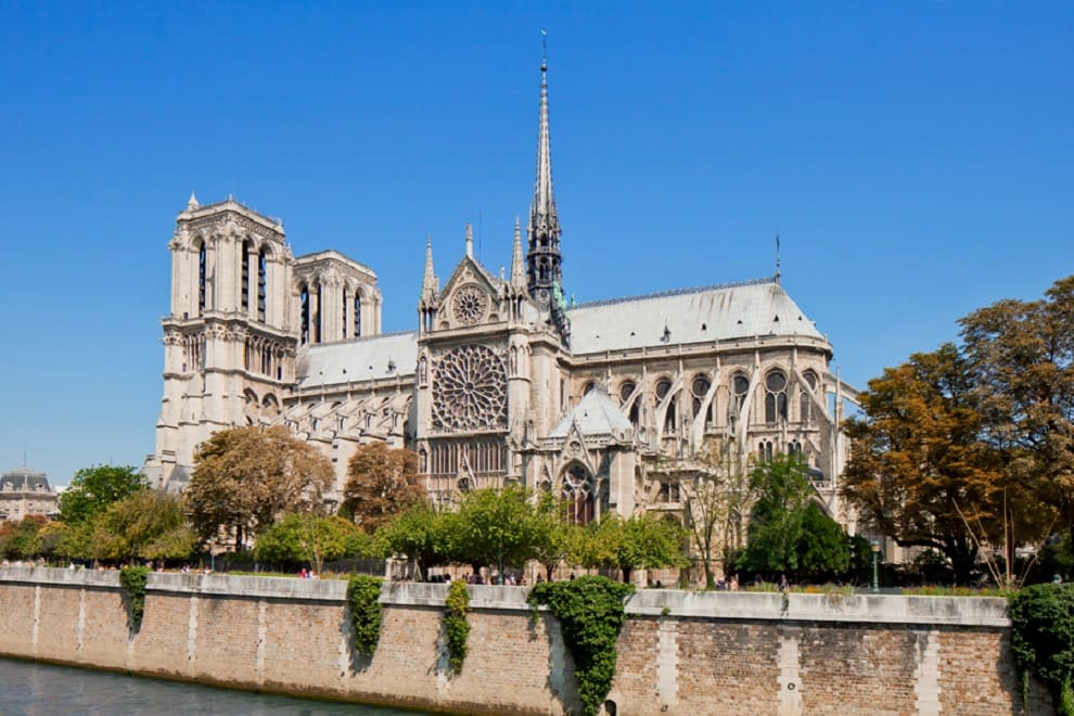 notre dame cattedrale