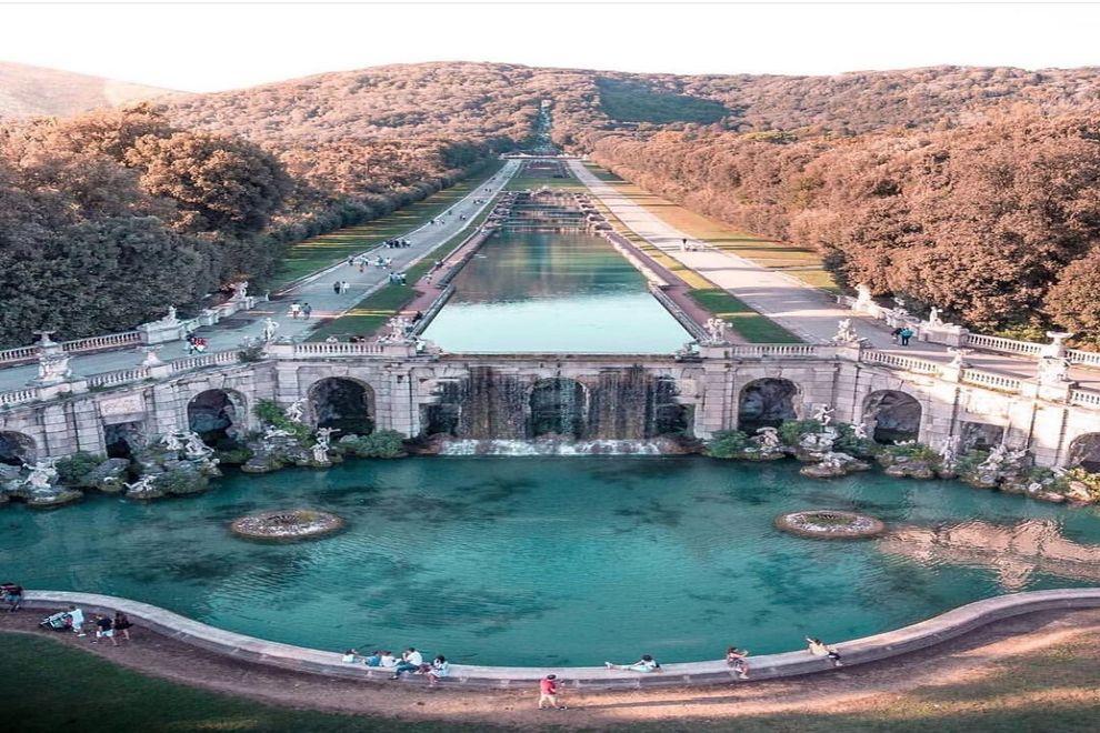 palazzo reale caserta