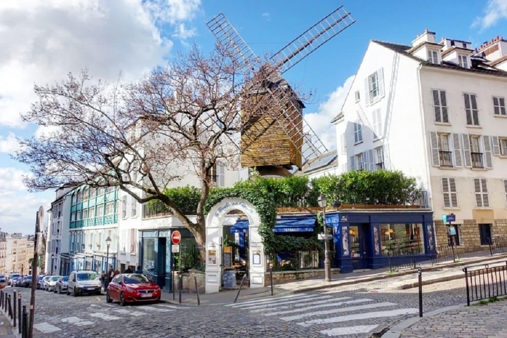 quartiere artisti parigi
