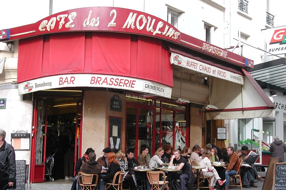 ristoranti montmartre