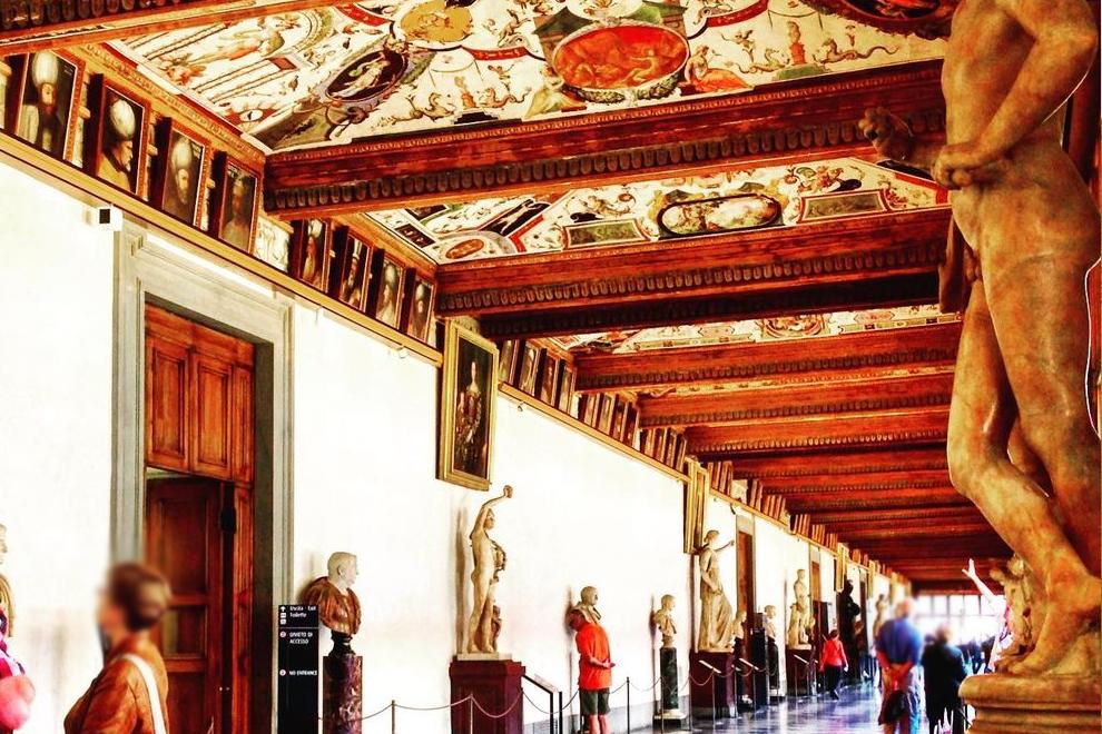 Uffizi di Firenze