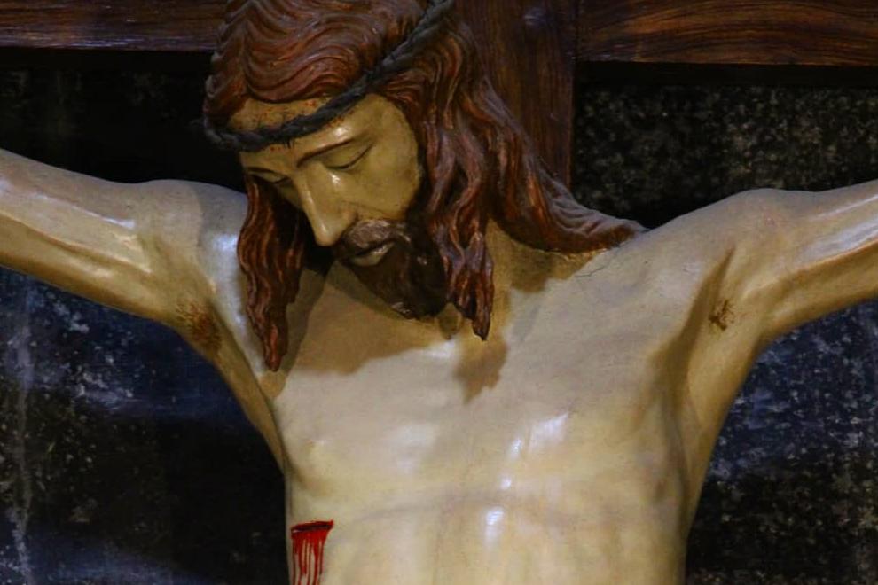 Crocifisso Brunelleschi Santa Maria Novella