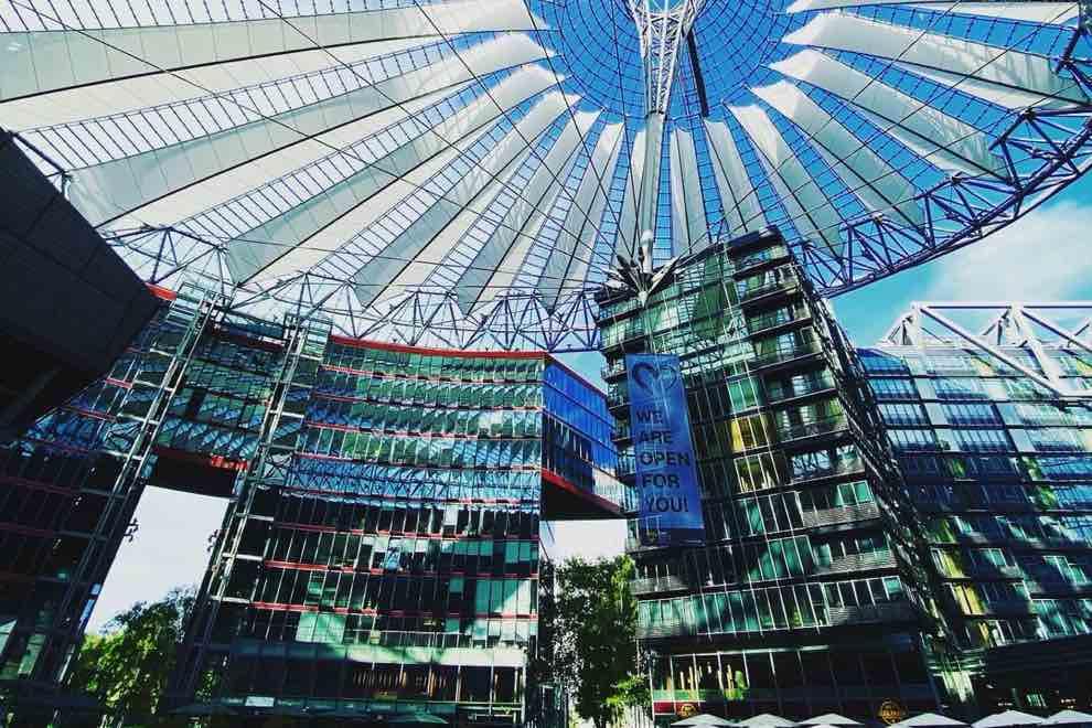 centro sony berlino