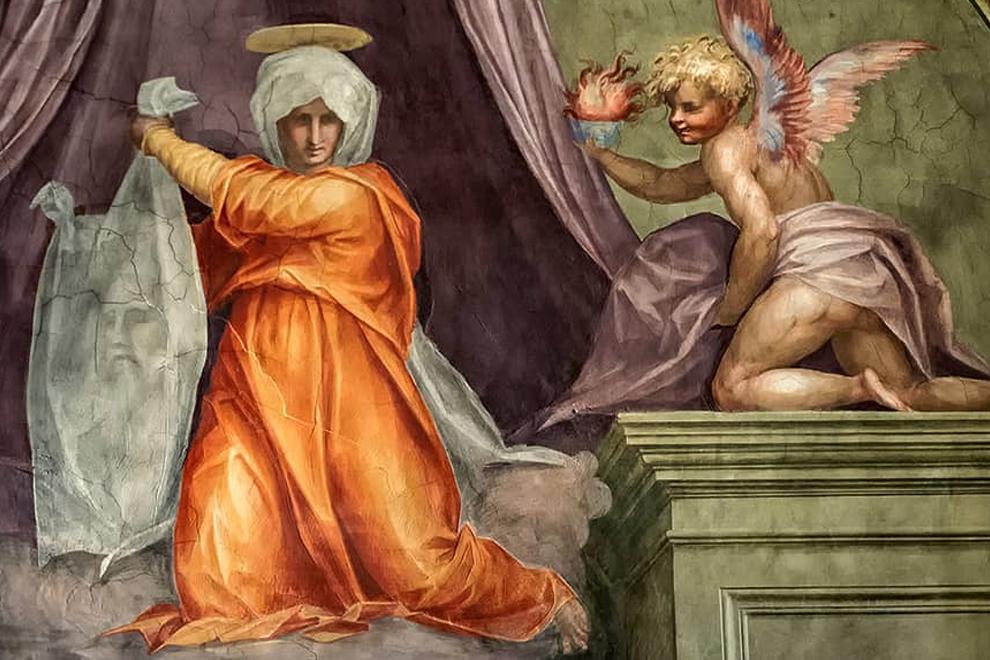 Cappella dei Papi Santa Maria Novella