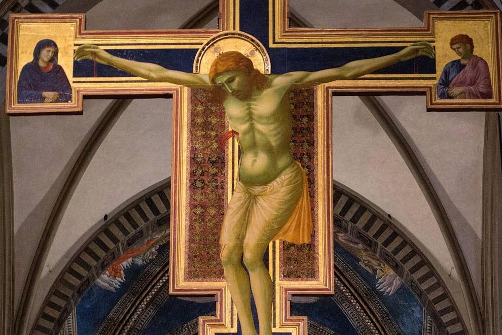 Crocifisso Santa Maria Novella