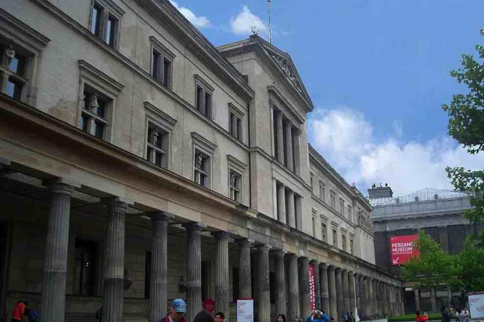 l isola dei musei berlino