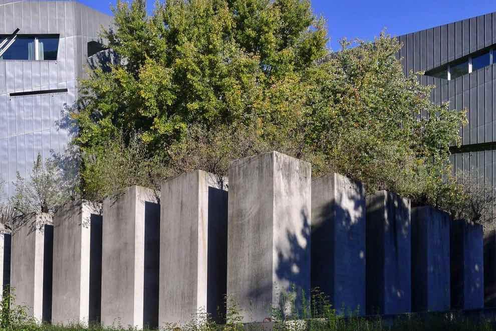 libeskind museo ebraico