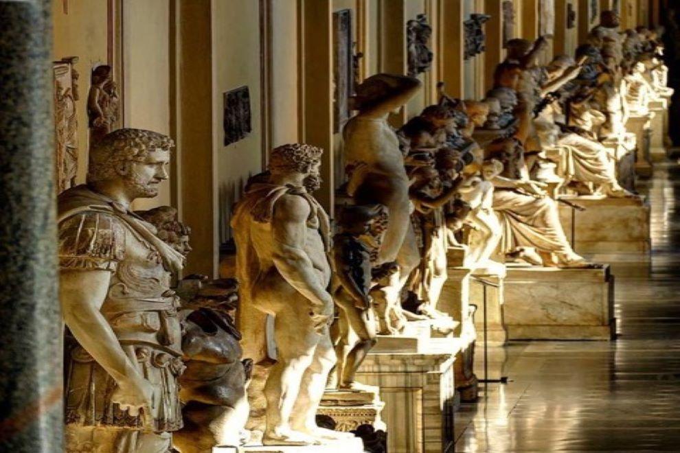 musei vaticani di roma