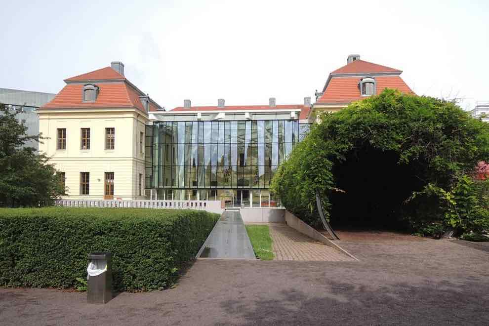 museo ebrei berlino