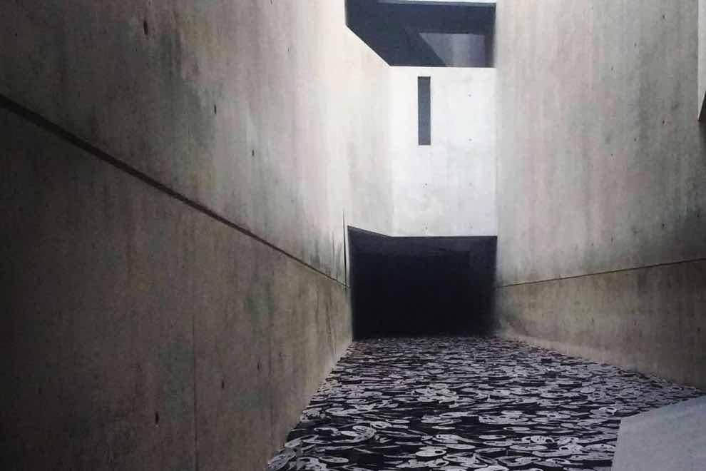 museo olocausto berlino