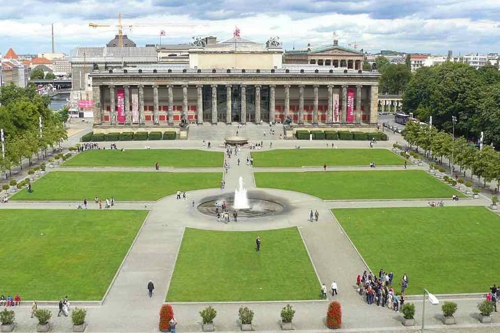 museumsinsel berlino