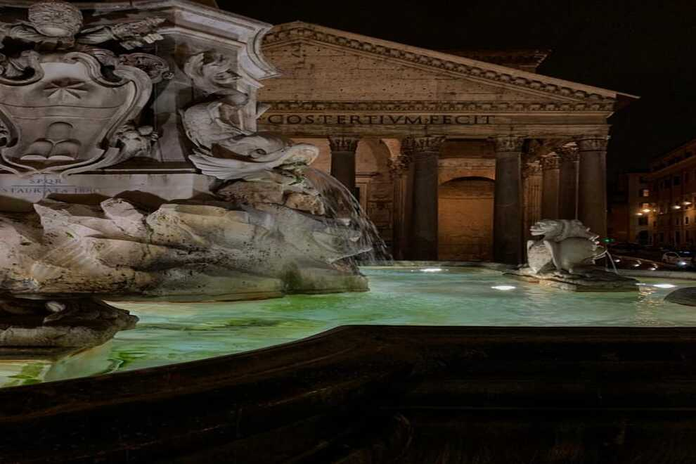 pantheon roma da vedere