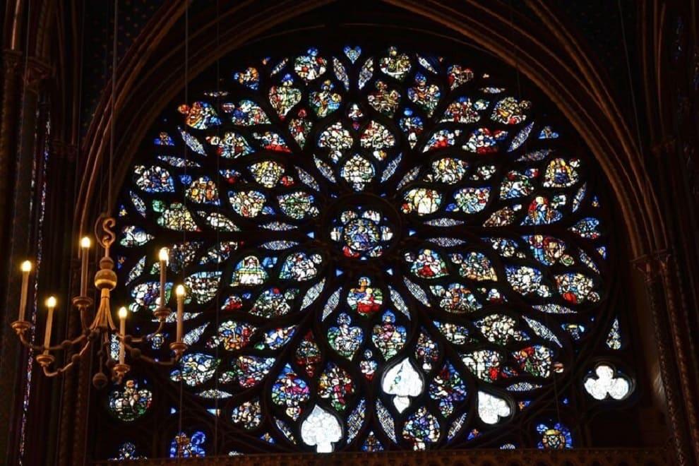 sainte chapelle descrizione