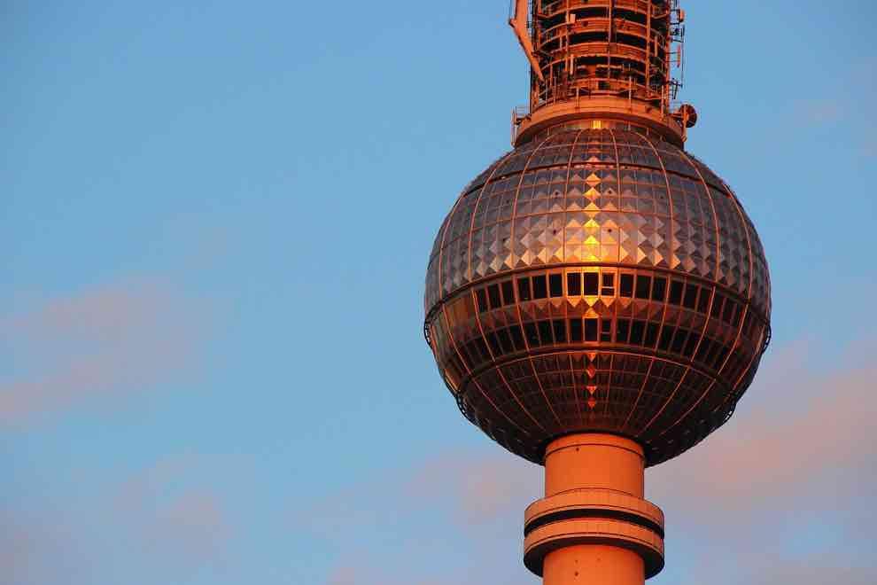 torre berlino