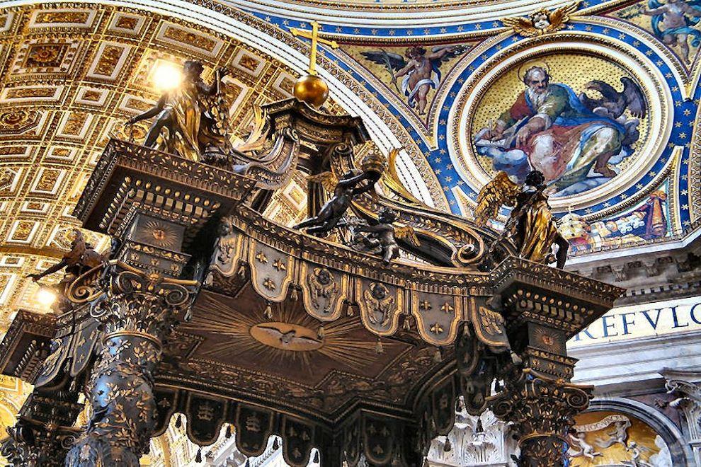 basilica di san pietro in vincoli