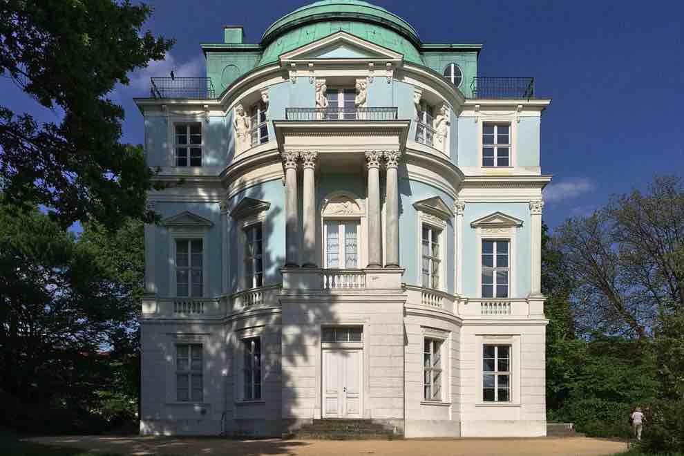 charlottenburg belvedere