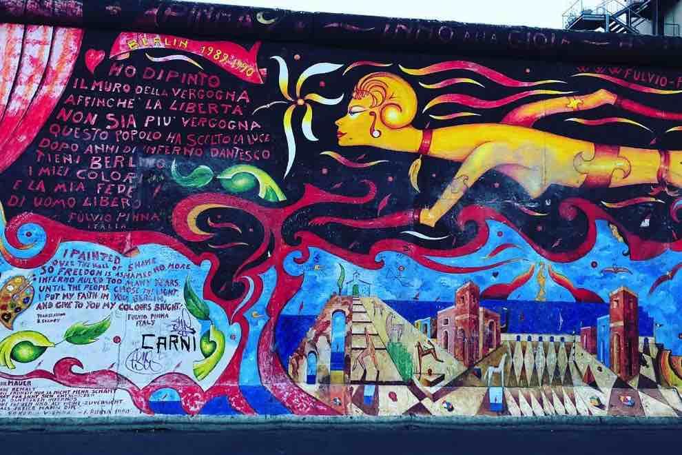 east side gallery berlino prezzo