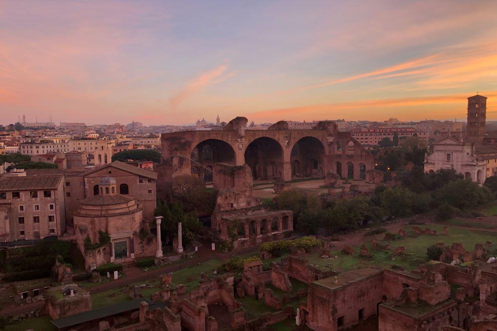 fori romani roma