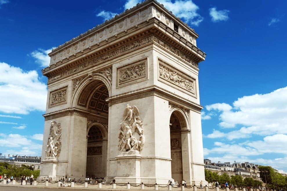 francia arco di trionfo