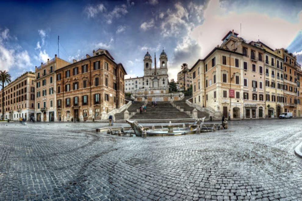 hotel piazza di spagna roma