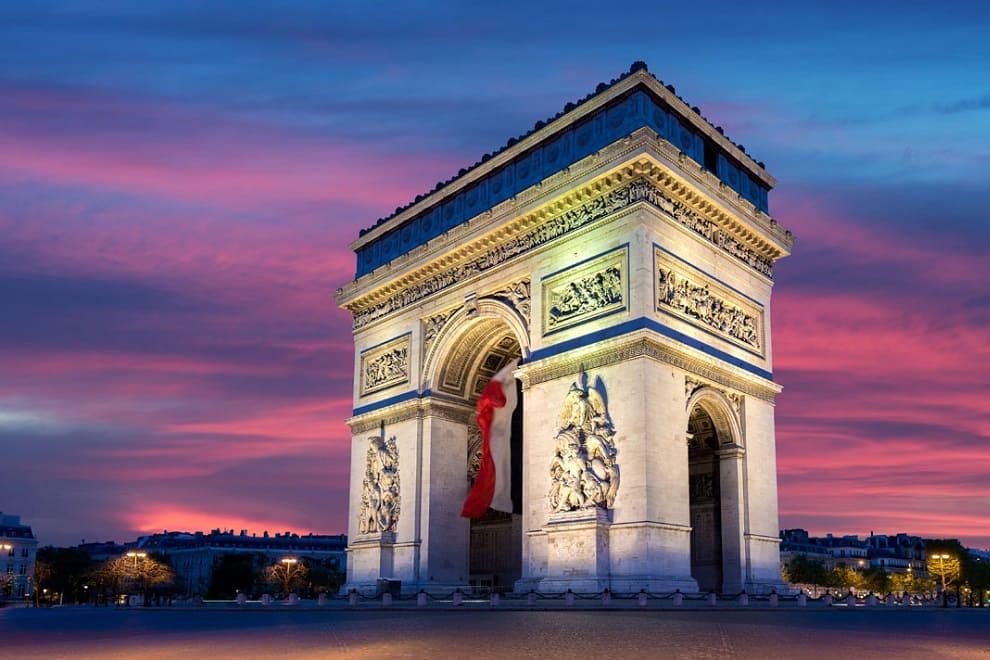 monumenti parigi