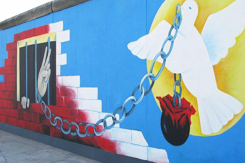 murales di berlino