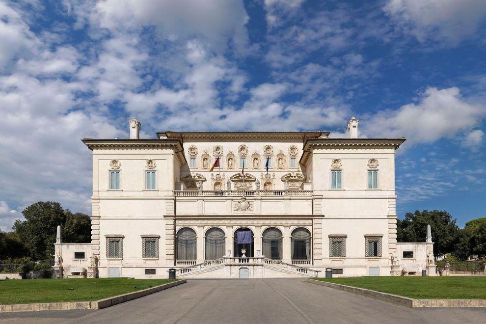 museo e galleria borghese roma