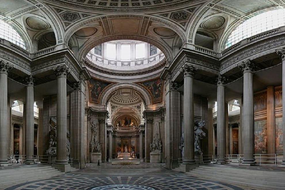 pantheon descrizione