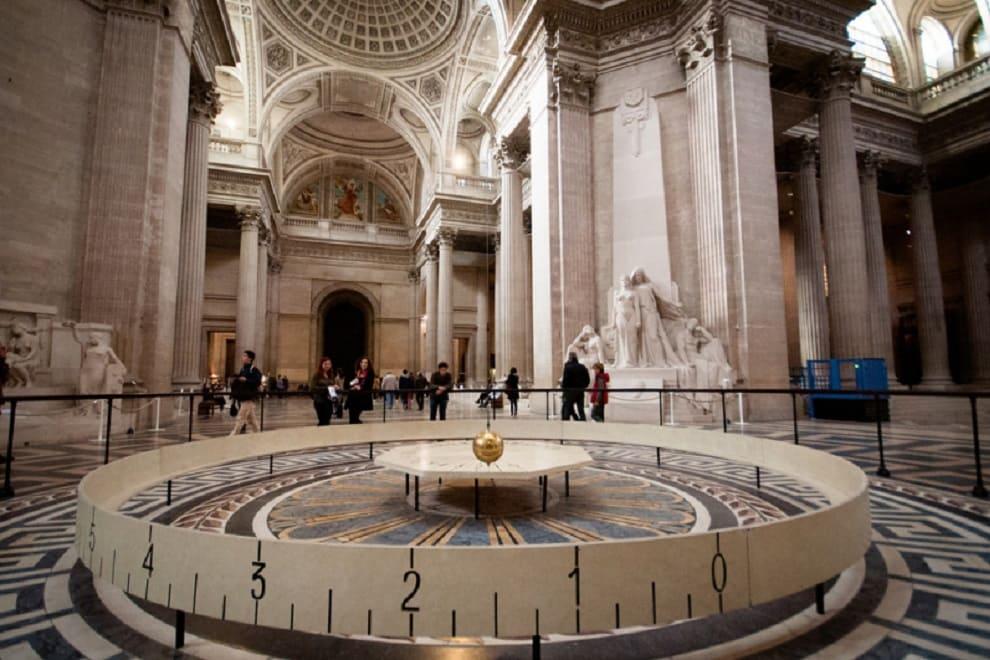 pantheon parigi pendolo