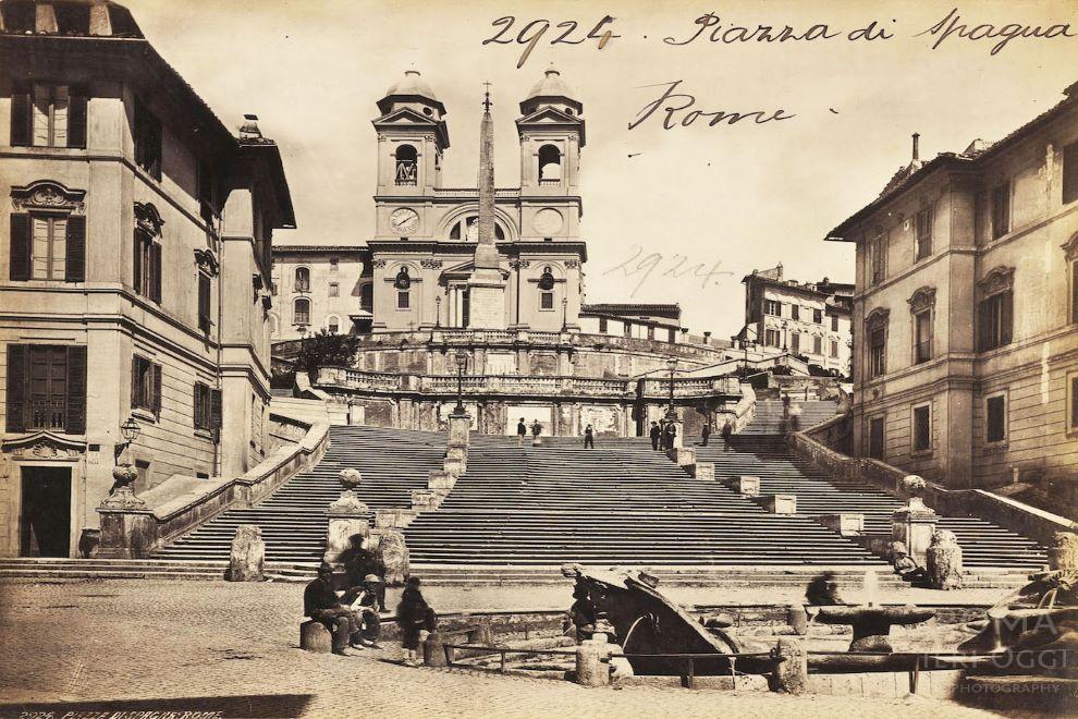piazza del spagna