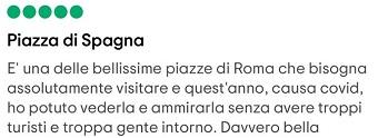 roma eventi piazza di spagna